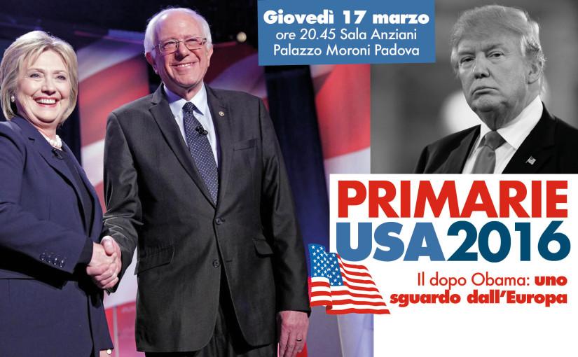 Primarie USA 2016. Il dopo Obama: uno sguardo dall'Europa