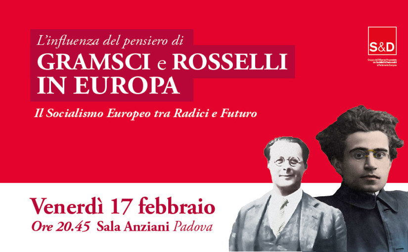L'influenza del pensiero di Gramsci e Rosselli in Europa