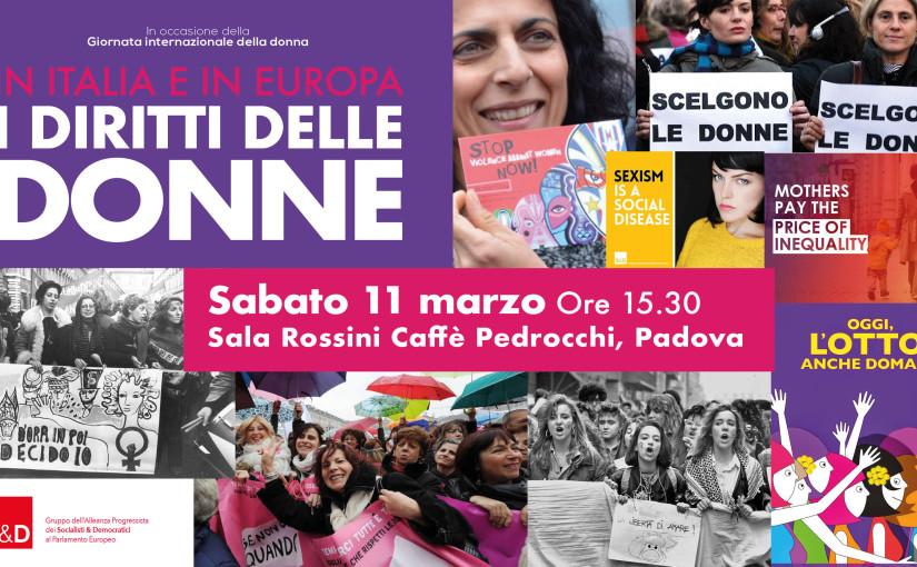 I Diritti delle donne in Italia e in Europa
