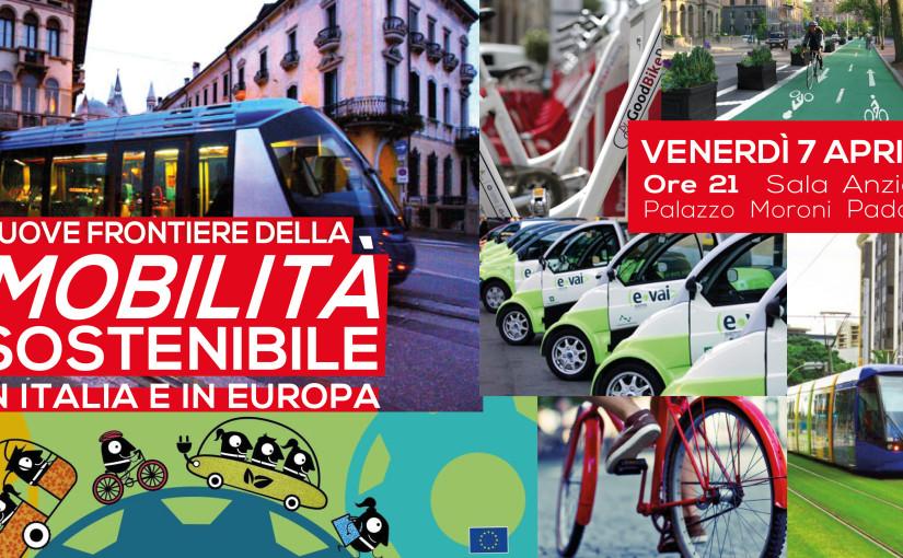 Le nuove frontiere della mobilità sostenibile in Italia e in Europa
