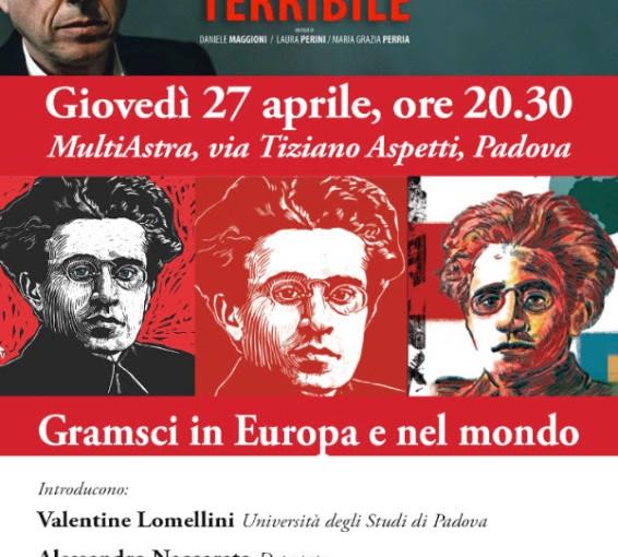 """""""Nel mondo grande e terribile"""": a 80 anni dalla morte di Antonio Gramsci"""